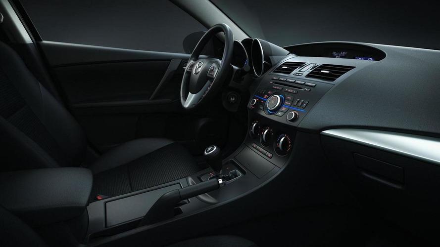 2012 Mazda3 facelift detailed in New York
