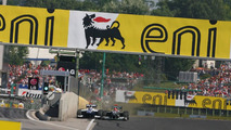 Ten-place Spa grid penalty for Schumacher
