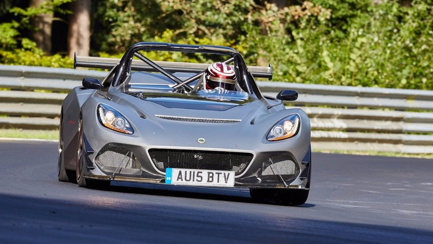 Watch the Lotus 3-Eleven getting ballistic in new Nurburgring footage