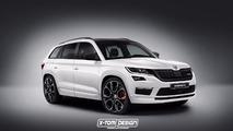 Škoda Kodiaq - Une version sport et haut de gamme en prévision ?