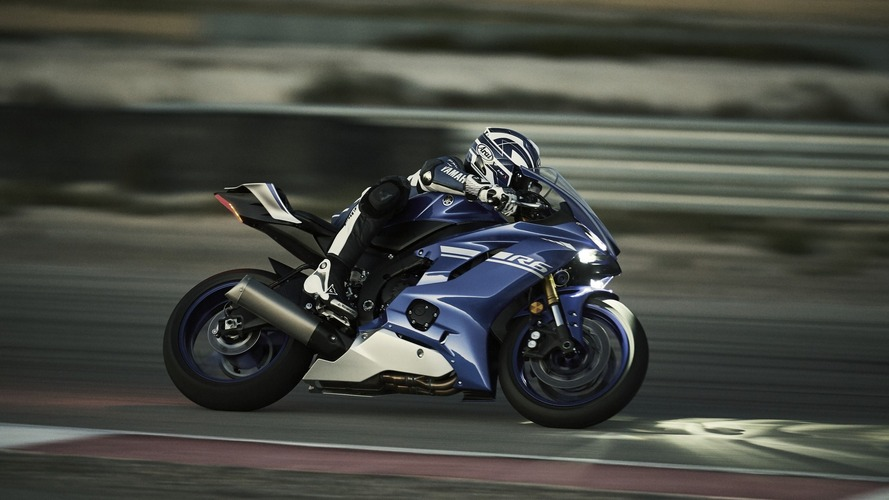 Yamaha finally unveils new YZF-R6
