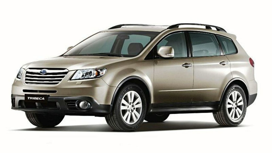 Subaru to end Tribeca production in January