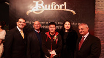 Bufori Shanghai Showroom launch 09.04.2012
