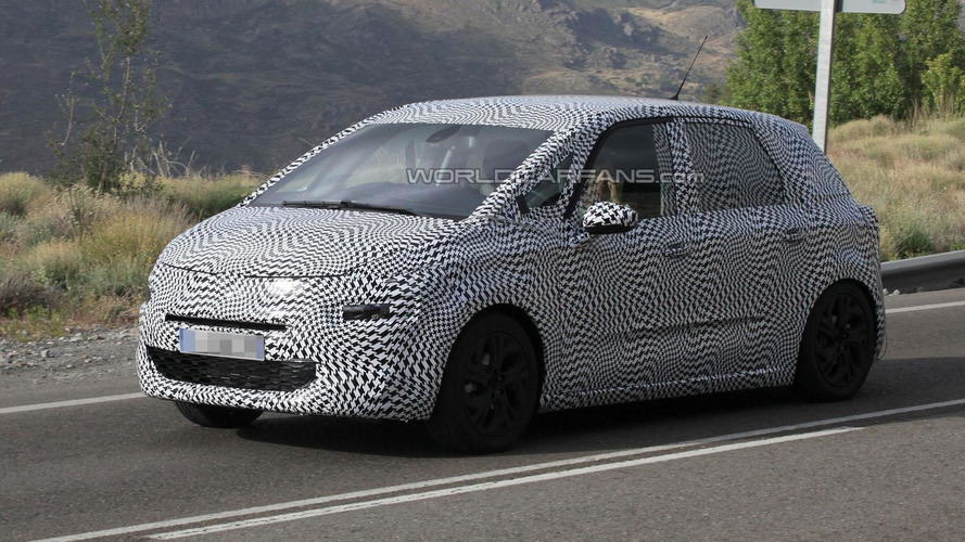 New details about 2013 Citroen C4 Picasso emerge - report
