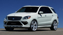 Mercedes-Benz ML by Hofele Design