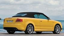 Audi Confirm RS4 Cabriolet For U.S.