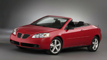 Pontiac Announces G6 Coupe and G6 Convertible