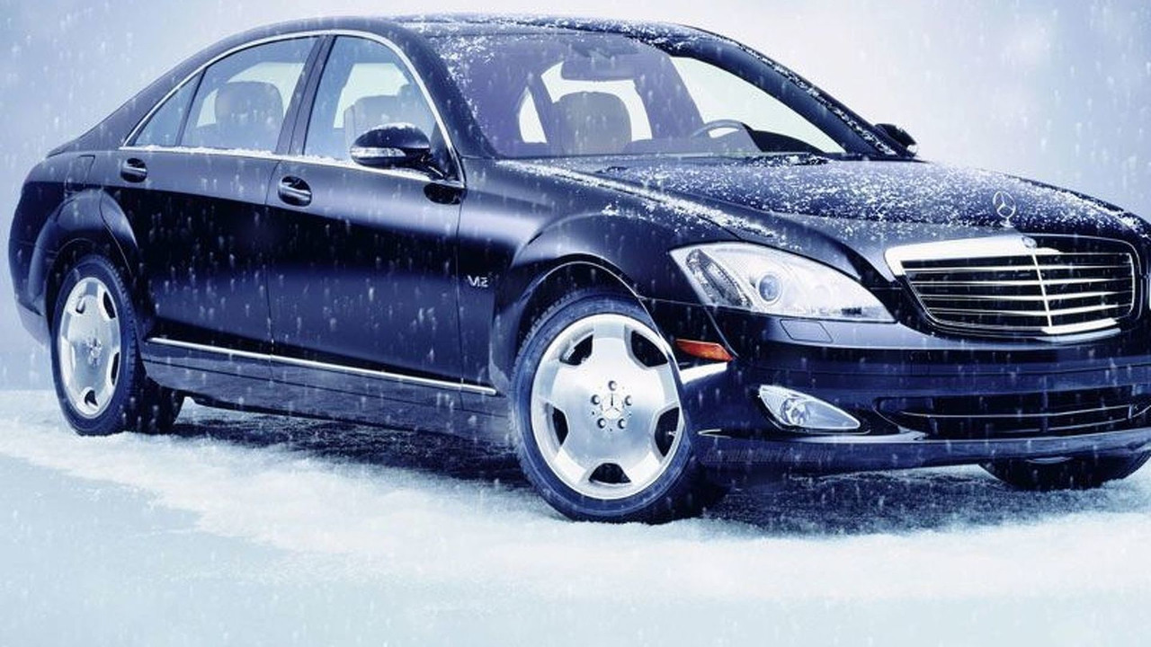 Mercedes-Benz 2007 S600 Signature Edition