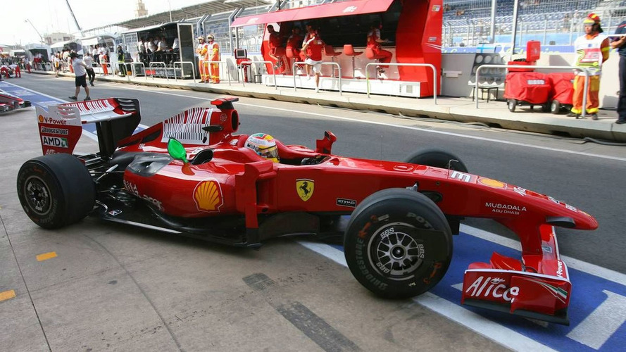 Badoer fined three times for pitlane speeding