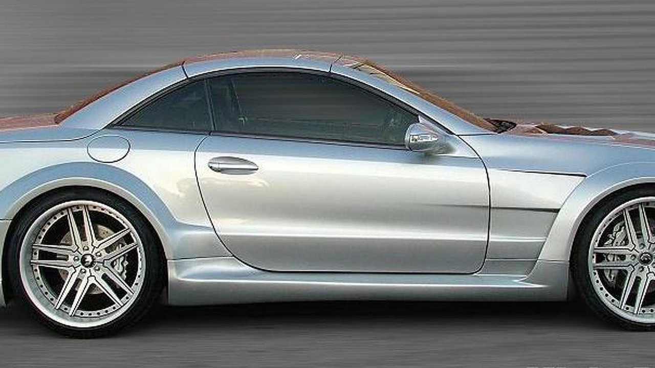 Mercedes SL-Class widebody by Misha Designs, 1000, 25.10.2010