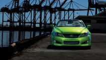 Lexus IS 350C by Fox Marketing - SEMA 2009
