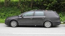 2012 Volkswagen Passat Estate Spied testing