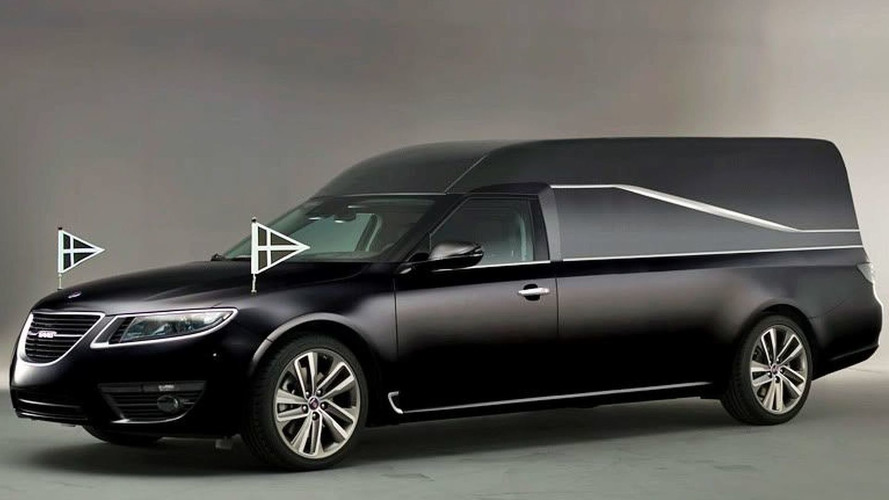 Rendered Speculation:  Saab 9-5 is a Master of Disguise