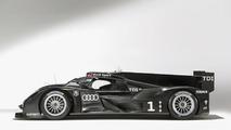 Audi R18 racecar - 12.13.2010
