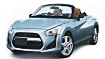 Daihatsu Copen production version leaked ahead of June reveal