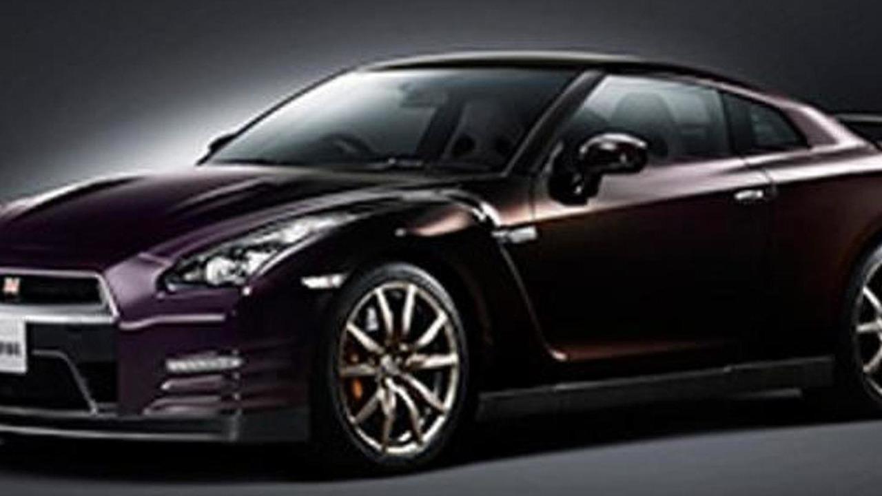 2014 Nissan GT-R Midnight Opal Edition 16.07.2013