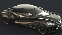 Gray Design envisions Art Nouveau-inspired concept [video]