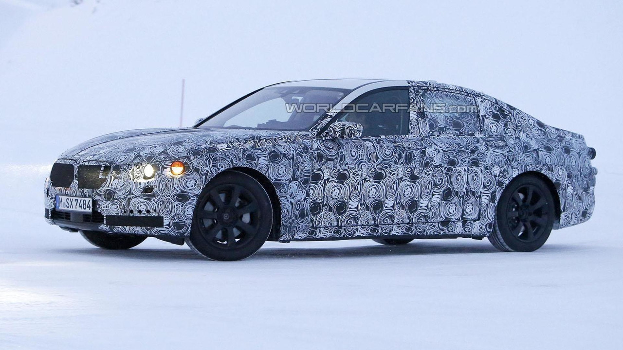 2015 BMW 7-Series spy photo