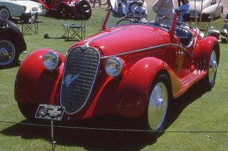 Alfa Romeo 6C 2300