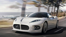 Spyker files for voluntary restructuring