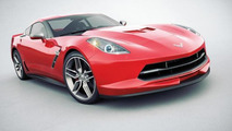 Corvette C7 renderings show what we should expect to see