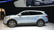 2013 Hyundai Grand Santa Fe at 2013 Geneva Motor Show