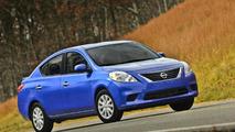 2014 Nissan Versa Sedan