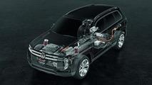 Volkswagen CrossBlue Concept,