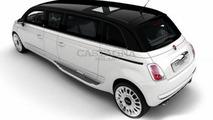 Castagna Milano Fiat 500 LimoCity, 750, 16.01.2012