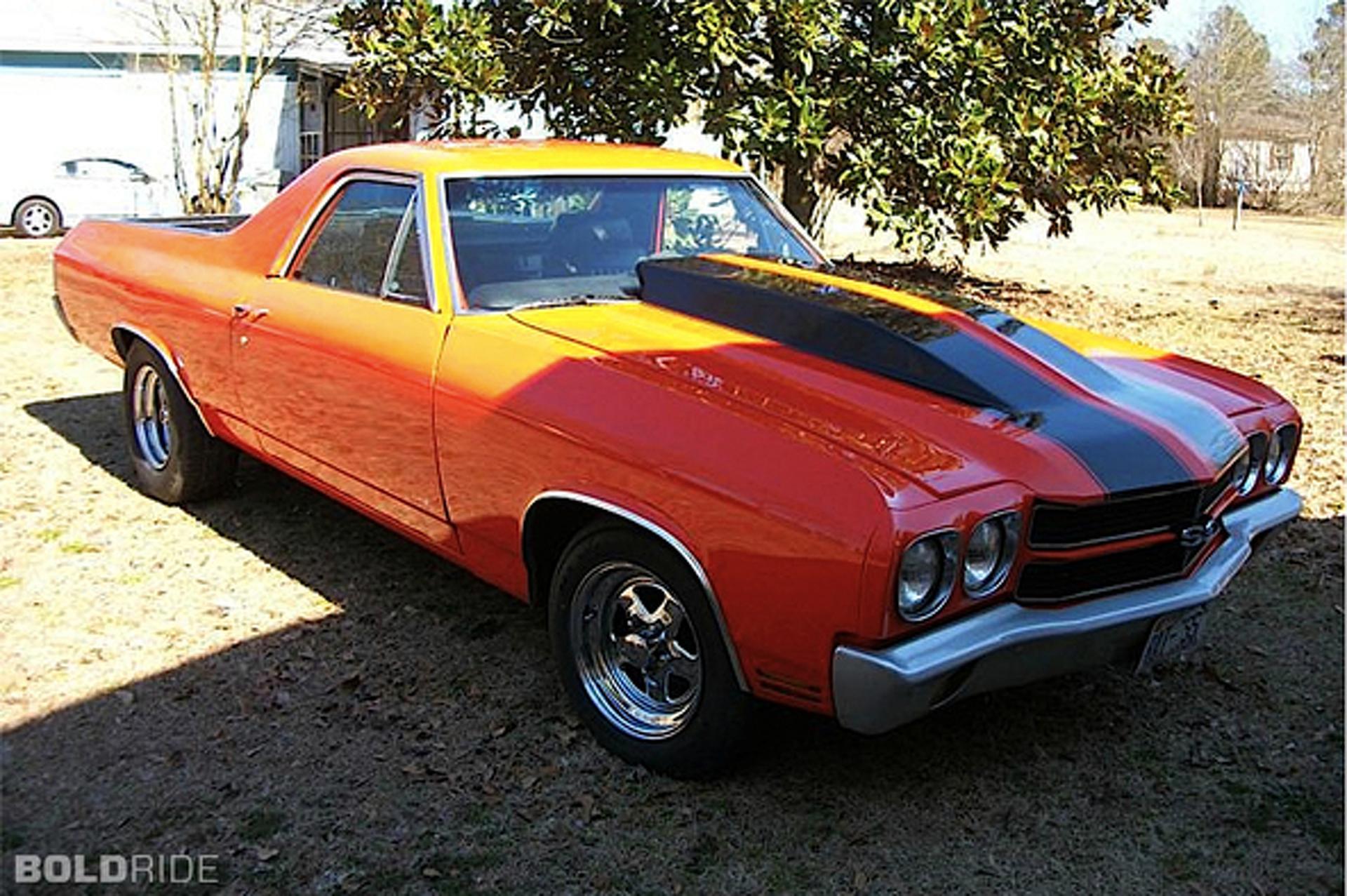 Your Ride: 1970 Chevrolet El Camino SS