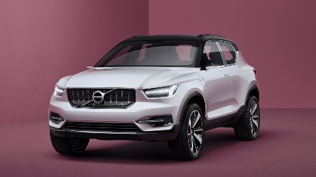 Production Volvo XC40 rumored to debut in Shanghai this spring