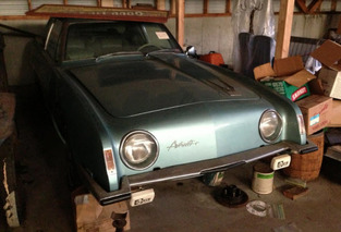The Beauty of the Barn Find