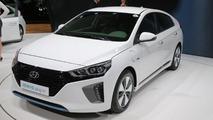 Hyundai IONIQ trio electrifies Geneva