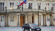Czech president continues 90-year streak of using Skodas