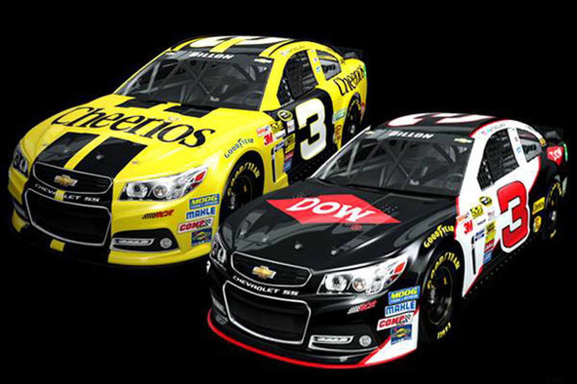 Dale Earnhardt's No. 3 Returning to NASCAR, to Be Driven By Rookie