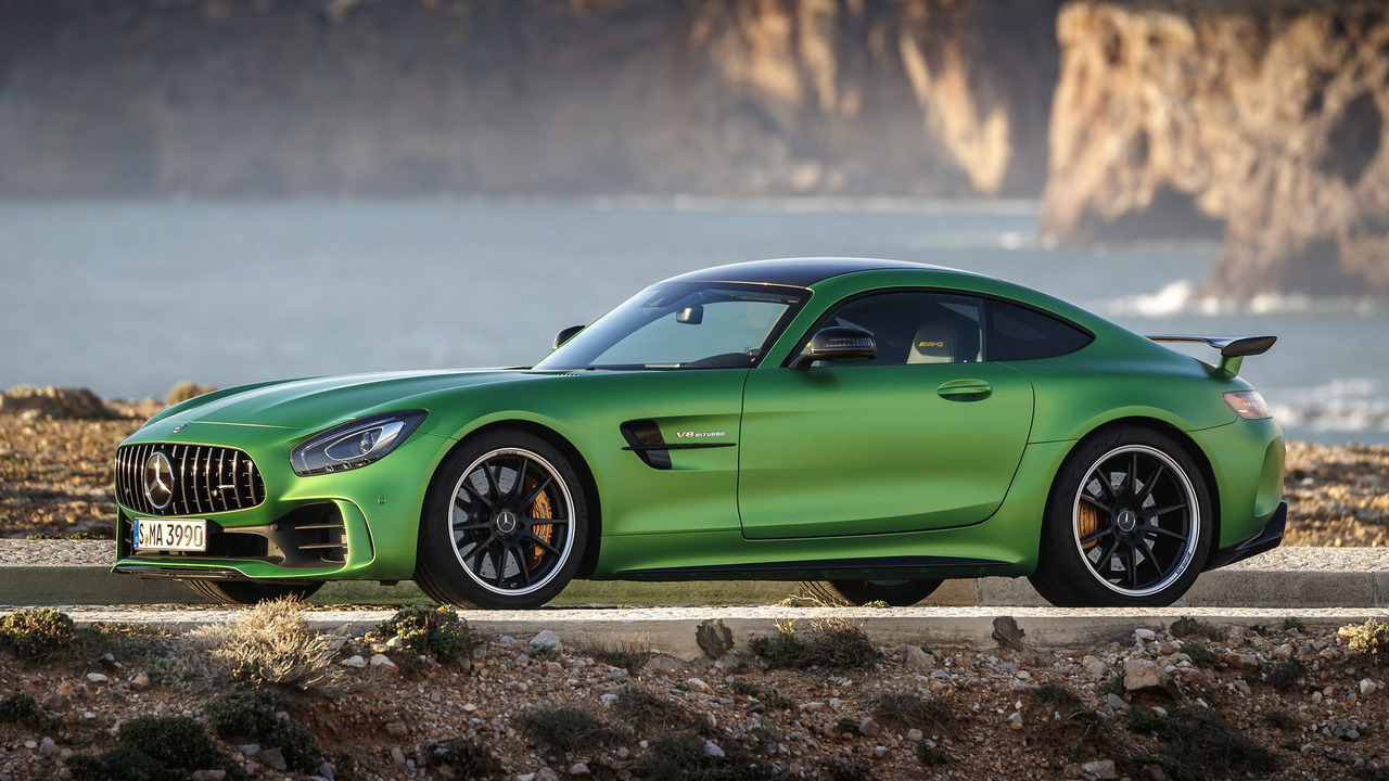 2018 Mercedes-AMG GT R First Drive: The green monster of ...