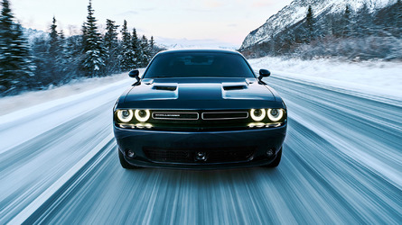 2017 Dodge Challenger GT flexes its AWD muscle in snowy ad