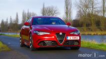 Essai Alfa Romeo Giulia Quadrifoglio - De fer et de souffre