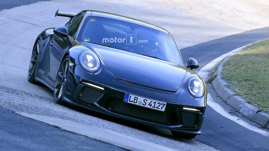 Porsche 911 Gt3 And Cayman Gt4 Rs To Receive 4 0 Liter Engine