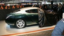 Bentley GTZ Zagato Unveiled at the Geneva Motor Show