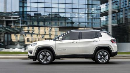 Jeep Compass estreia na Espanha com preço equivalente a R$ 133 mil