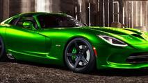 2014 Viper SRT Roadster speculative render