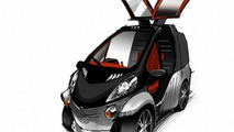 Toyota Smart Insect concept announced