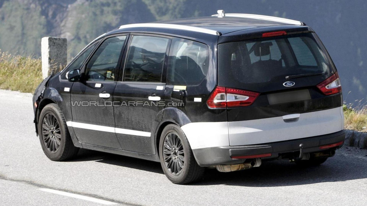 2013 Ford Galaxy mule12.09.12 / Automedia