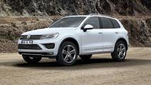 Volkswagen Touareg facelift hits UK market from 43,000 GBP