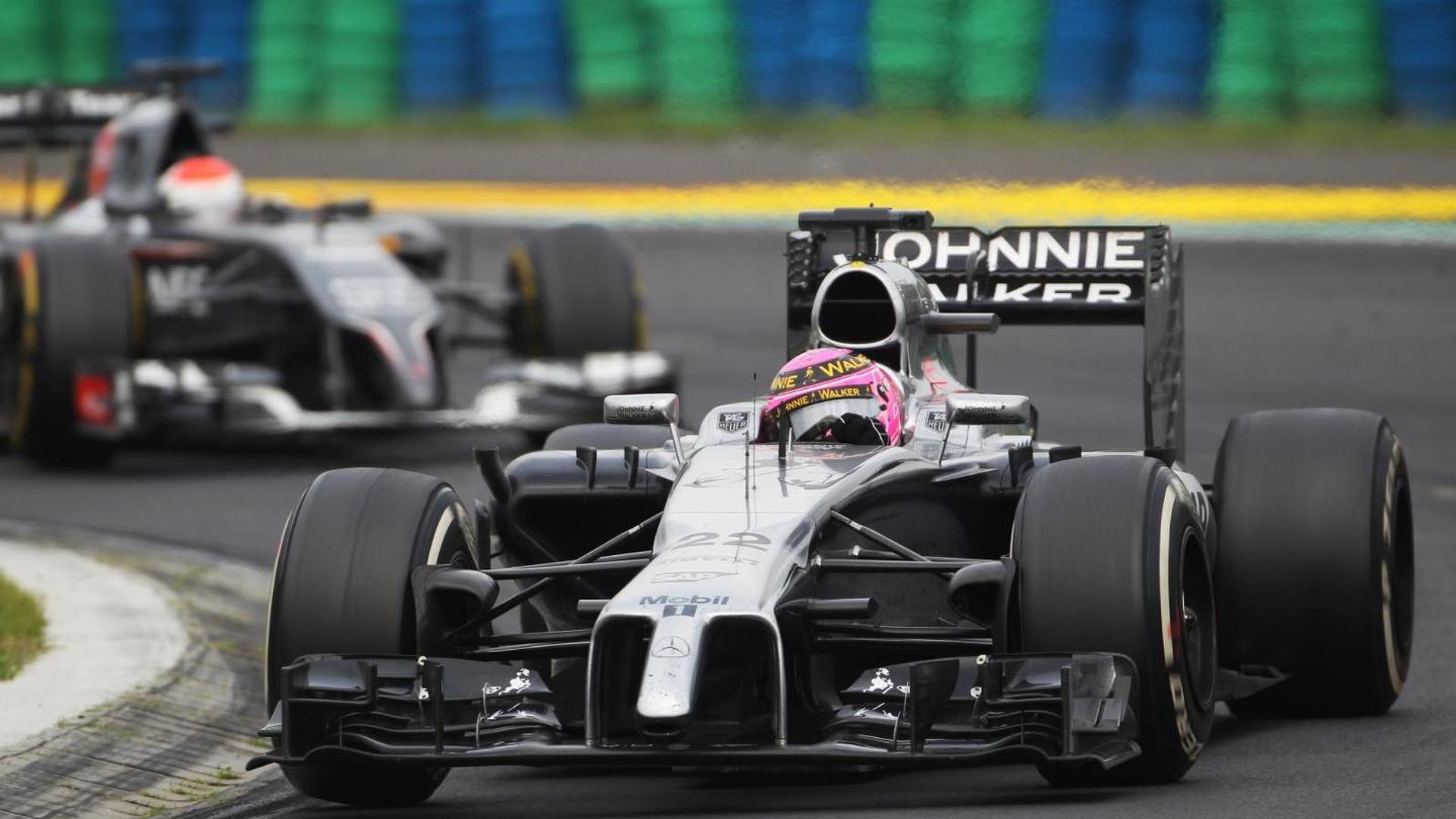 McLaren looking to 'refresh' driver lineup - Boullier