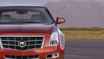 2008 Cadillac CTS Unveiled at NAIAS