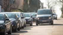 Mercedes et Bosch veulent faciliter le stationnement