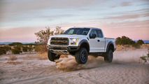 2017 Ford F-150 Raptor shock absorbers are even more capable than before