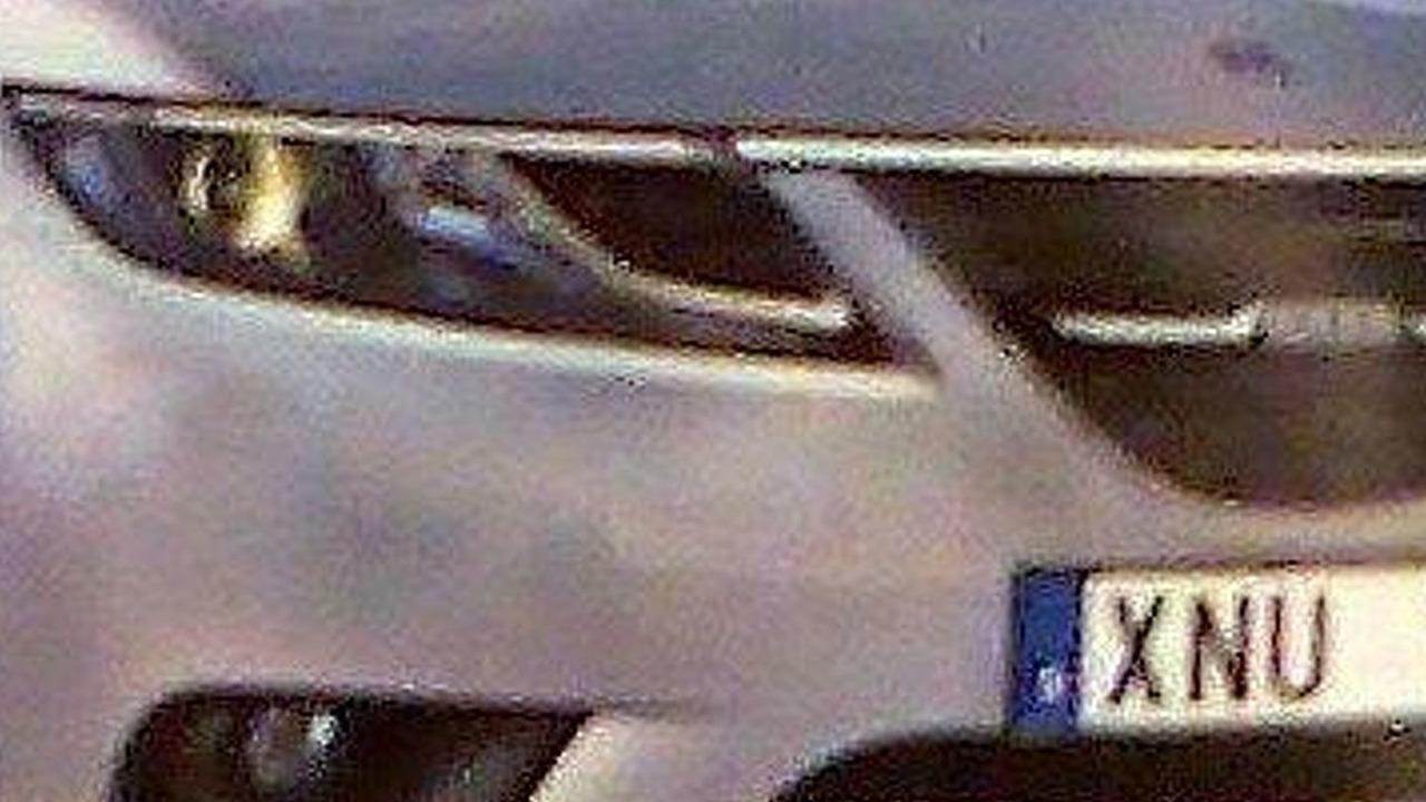 2009 Saab 9-5 artist rendering